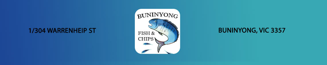 Buninyong Fish and Chips | Pickup & Delivery | Order Online | TuckerFox